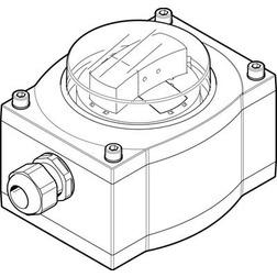 SRAP-M-CA1-GR270-1-A-TP20-EX2 Festo Sensor box