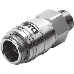 KD3-1/8-A-R Festo Quick coupling socket