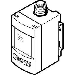 SPAU-P2R-W-G18FD-L-PNLK-PNVBA-M8U Festo Pressure sensor
