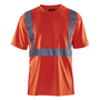 3313 Blaklader High-Vis T-Shirt Red S