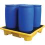 Fosse Spill Kill Spill Pallet 4 Drum Stackable 1460 x 1460 x 305mm