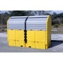 Fosse Ultratech Ultra Hardcover IBC Storage Double 2025L 1702 x 3251 x 2439mm