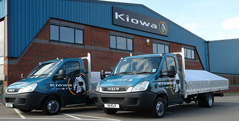 Kiowa Ltd delivery options